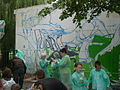 Rosnay-l'Hôpital fresque en cours 02.JPG
