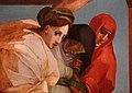 Rosso fiorentino, deposizione, 1521 (volterra, pinacoteca civica) 06.jpg
