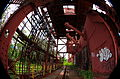 Rotary dump, Carrie Furnaces, Rankin PA (8786585553).jpg