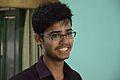 Rounik Ghosh - Wikimedia Meetup - AMPS - Kolkata 2017-04-23 6775.JPG