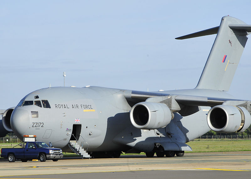 File:Royal Air Force C-17 August 2010.jpg