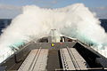 Royal Navy Ship in Rough Weather MOD 45154618.jpg