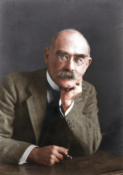 File:Rudyard Kipling, by Elliott & Fry (colorized).png