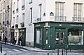 Rue Elzévir, Marais district, Paris, France.jpg