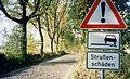 Ruegen road - Deutsche Alleenstrasse, October 1994 (6420461455).jpg