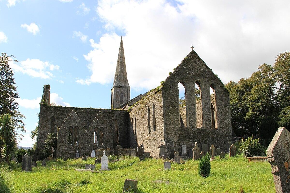 St. Mary's Church, New Ross - Wikipedia