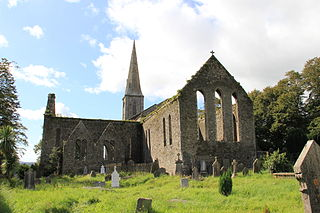 St. Marys Church, New Ross Church in County Wexford, Ireland