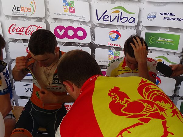 Rumillies (Tournai) - Tour de Wallonie, étape 1, 26 juillet 2014, arrivée (B21).JPG