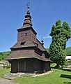 Ruský Potok, cerkiew św. Michała Archanioła (HB10).jpg