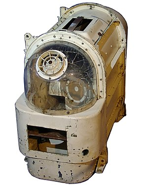Soviet space dogs - Original Soviet space dog environmentally controlled safety module used on sub-orbital and orbital spaceflights