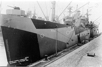 USS Rutilicus (AK-113) - Image: Rutilicus (AK 113)
