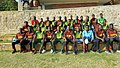 Rwanda and Uganda national cricket teams.jpg