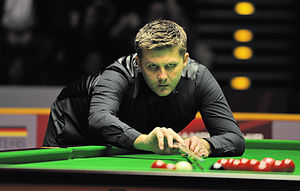 Ryan Day - Ryan Day at the 2014 German Masters