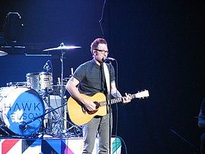 Ryan Stevenson (American musician) - Ryan Stevenson performing in 2015.