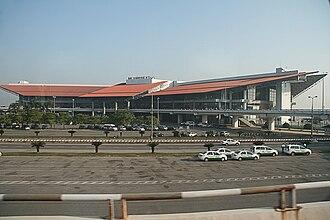 Noi Bai International Airport - Image: Sân bay Nội Bài
