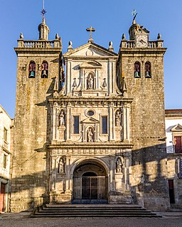 Viseu Municipality in Centro, Portugal
