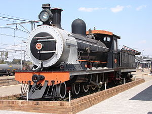 1892 in South Africa - CGR 7th Class