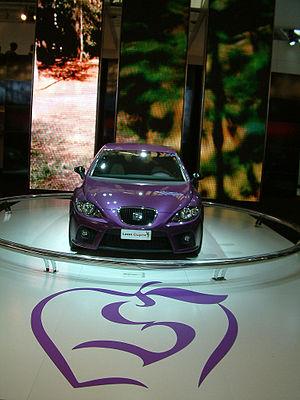 Las de la Intuición - Promotional Car for the SEAT commercial.
