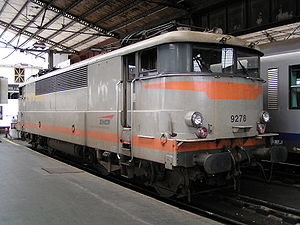 SNCF BB 9278 at Paris Gare d'Austerlitz.JPG