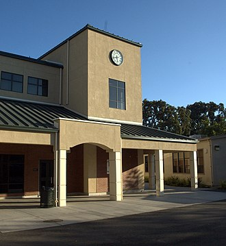 San Ramon Valley High School - New building