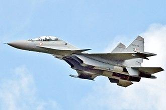 Sukhoi Su-30MKI - An Indian Air Force Su-30MKI