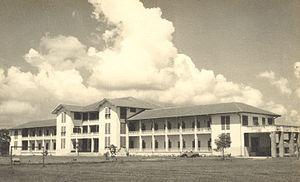 Srinakharinwirot University - Prasarnmitr Building, 1980