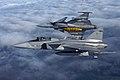 Saab JAS-39 Gripen (Czech Air Force) (6417853785).jpg