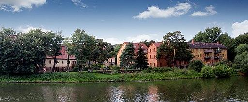 Saaleaue, Halle (Saale), Germany - panoramio