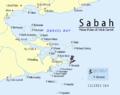 Sabah-Islands-DarvelBay PulauOmadal-Pushpin.png