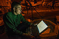 Sailors conduct aircraft maintenance aboard USS Carl Vinson 150216-N-TP834-402.jpg
