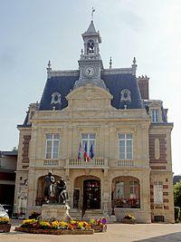 Saint-Just-en-Chaussé (60), mairie.JPG