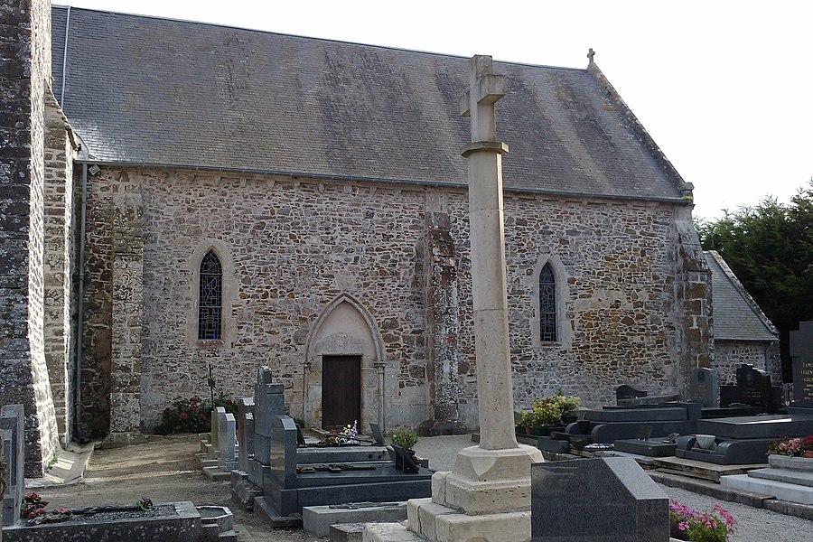 Église de fr:Saint-Lô-d'Ourville