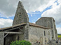 Saint-Pastour - Aygues Vives - Église Saint-Jean -2.JPG