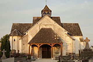 Saint-Remy-sous-Barbuise Commune in Grand Est, France