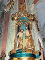 Saint Anne church in Lubartów - Interior - 20.jpg