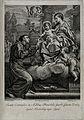 Saint Antony of Padua. Engraving by H. Winstanley, 1729, aft Wellcome V0031618.jpg