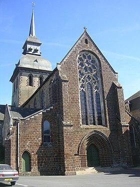 Image illustrative de l'article Abbaye de Saint-Gildas-des-Bois