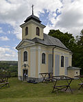 Saint John of Nepomuk church in Železný Brod 01.JPG