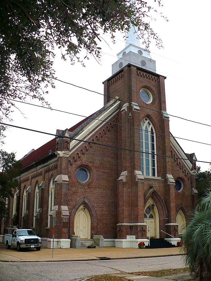 St. Vincent de Paul Catholic Church (Mobile, Alabama)