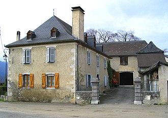 Sainte-Colome - Image: Saintecolome 2