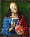 Salvator Mundi, by Albrecht Dürer, MET.jpg