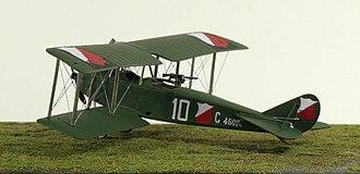 Rumpler C.I - Image: Samolot Rumpler CI model