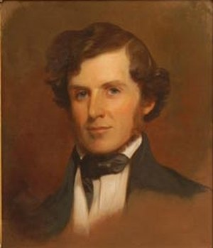 Samuel Phillips Lee - Portrait of Lee by Thomas Sully, 1845