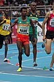 Samuel Tefera of Ethiopia at the 2018 African Athletics Championships.jpg