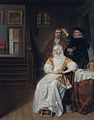 Samuel van Hoogstraten - The Anaemic Lady.jpg