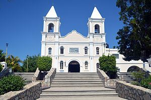 Los Cabos Municipality - Mission San José del Cabo church