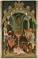 San Andrés negándose a adorar al ídolo, de Lluís Borrassà.jpg