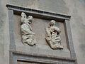 San Francesco, bassorilievo (Alghero).JPG