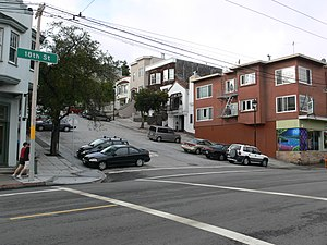Potrero Hill - 18th St. and Texas St.