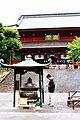 Sanbutsu-doh hall, Rinno-ji temple (3810196432).jpg